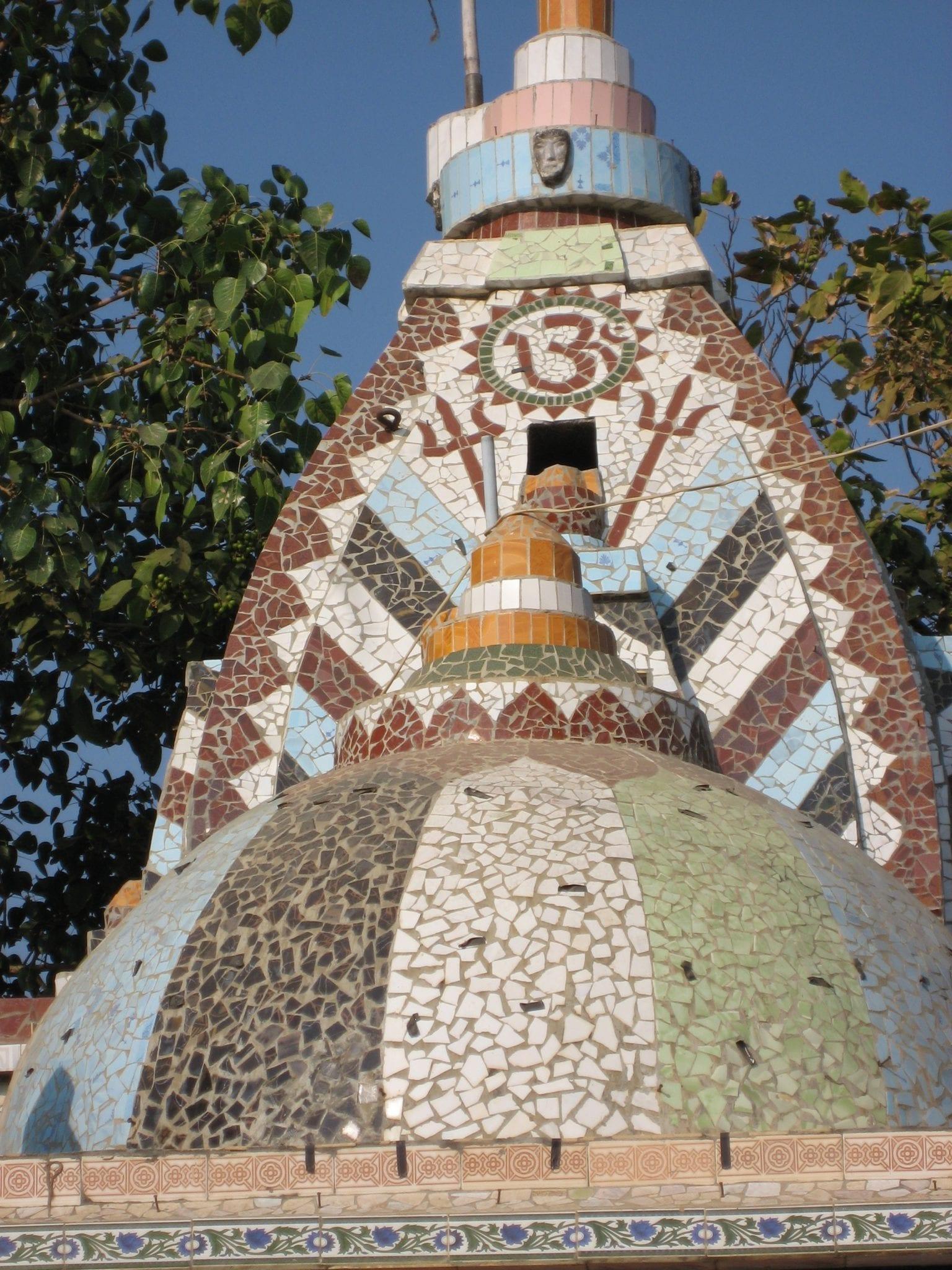 Temple Towards Sommath