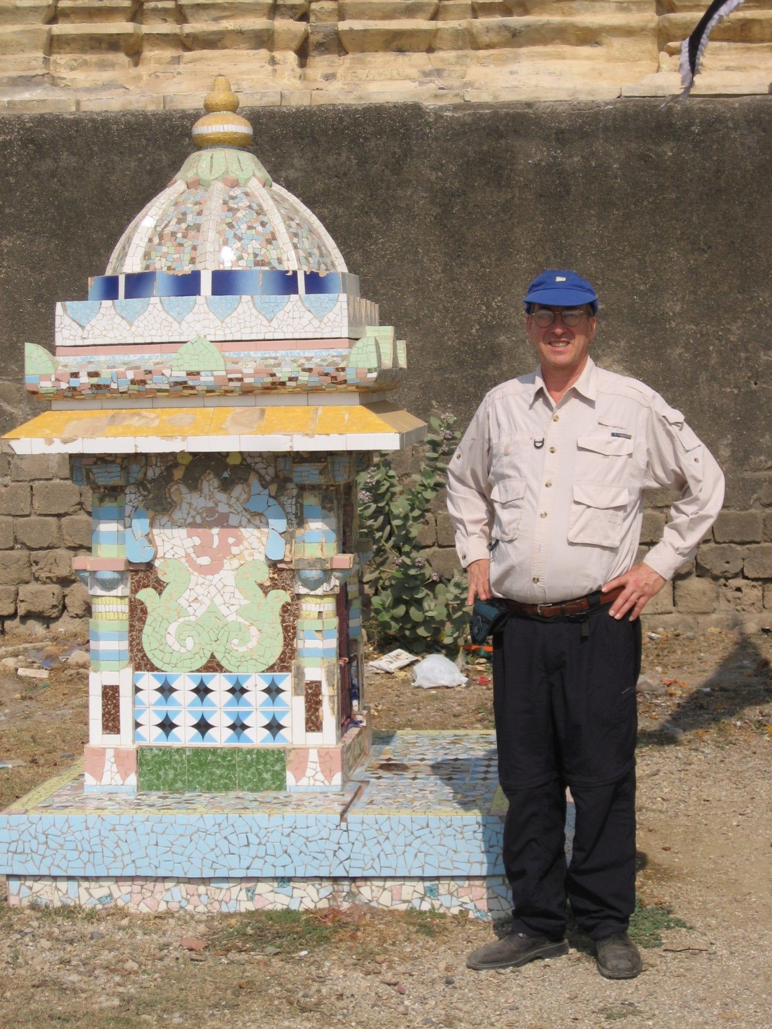 grave in Veranal