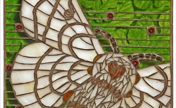 Lin Schorr Mixed Media Mosaics – BiddingForGood Fundraising Auction