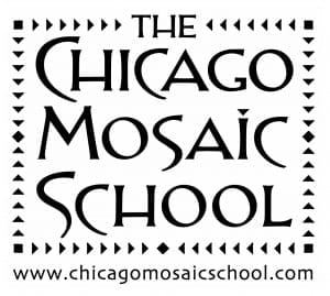 The Chicago Mosaic School, Tiny Pieces, Chigaco Rock and Minerals