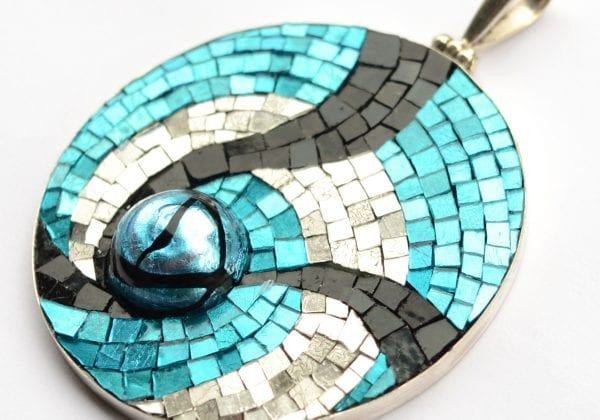 Precision Mosaic Jewelry with Margo Anton