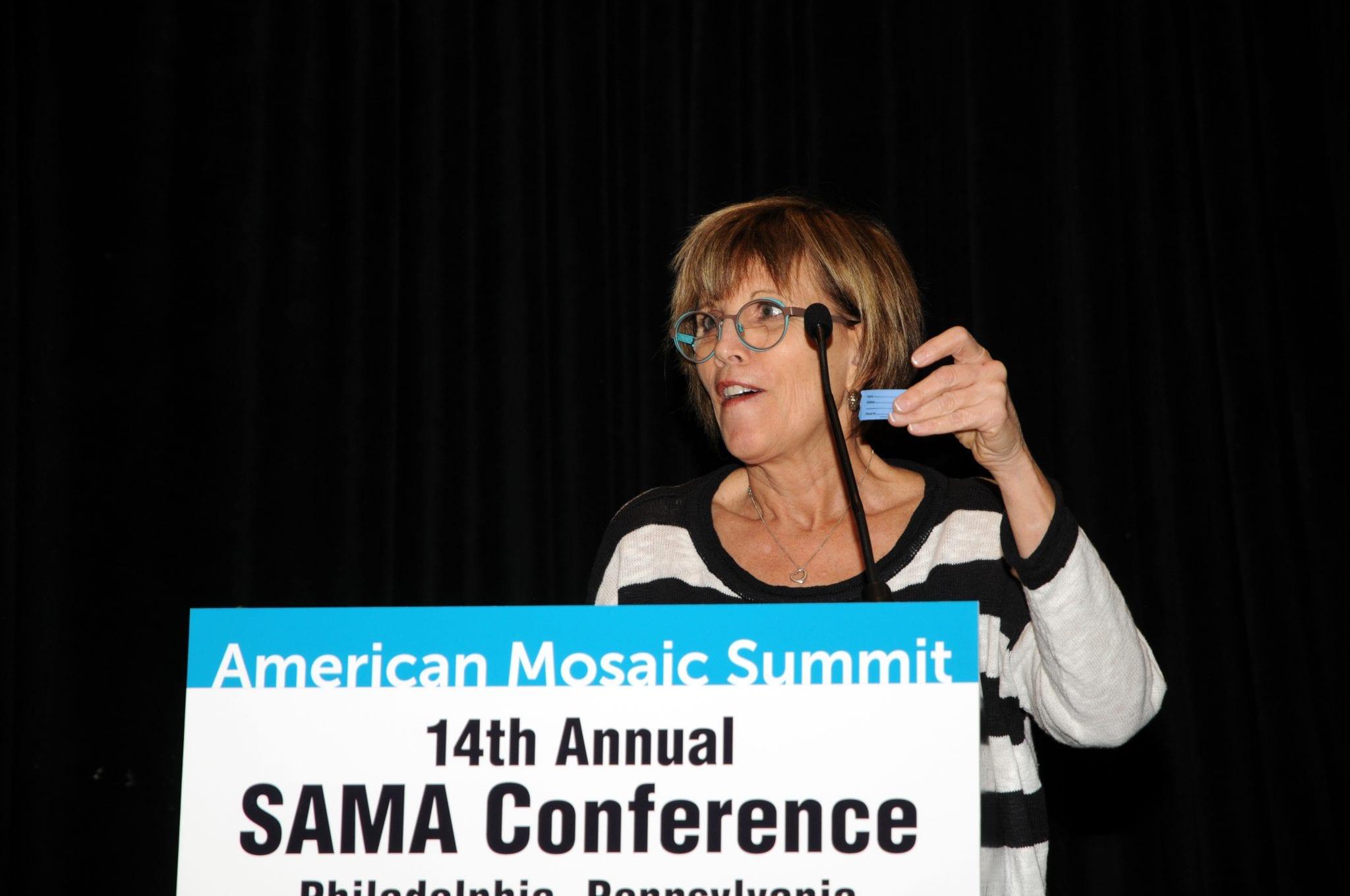 SAMA Philly2015 American Mosaic Summit