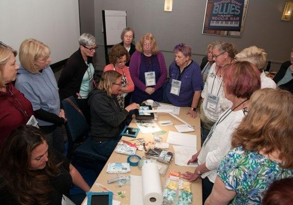 Regional Groups & Mosaic Art Communities
