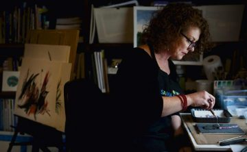 Dawnmarie Zimmerman is profiled in Pittsburgh Tribune-Review