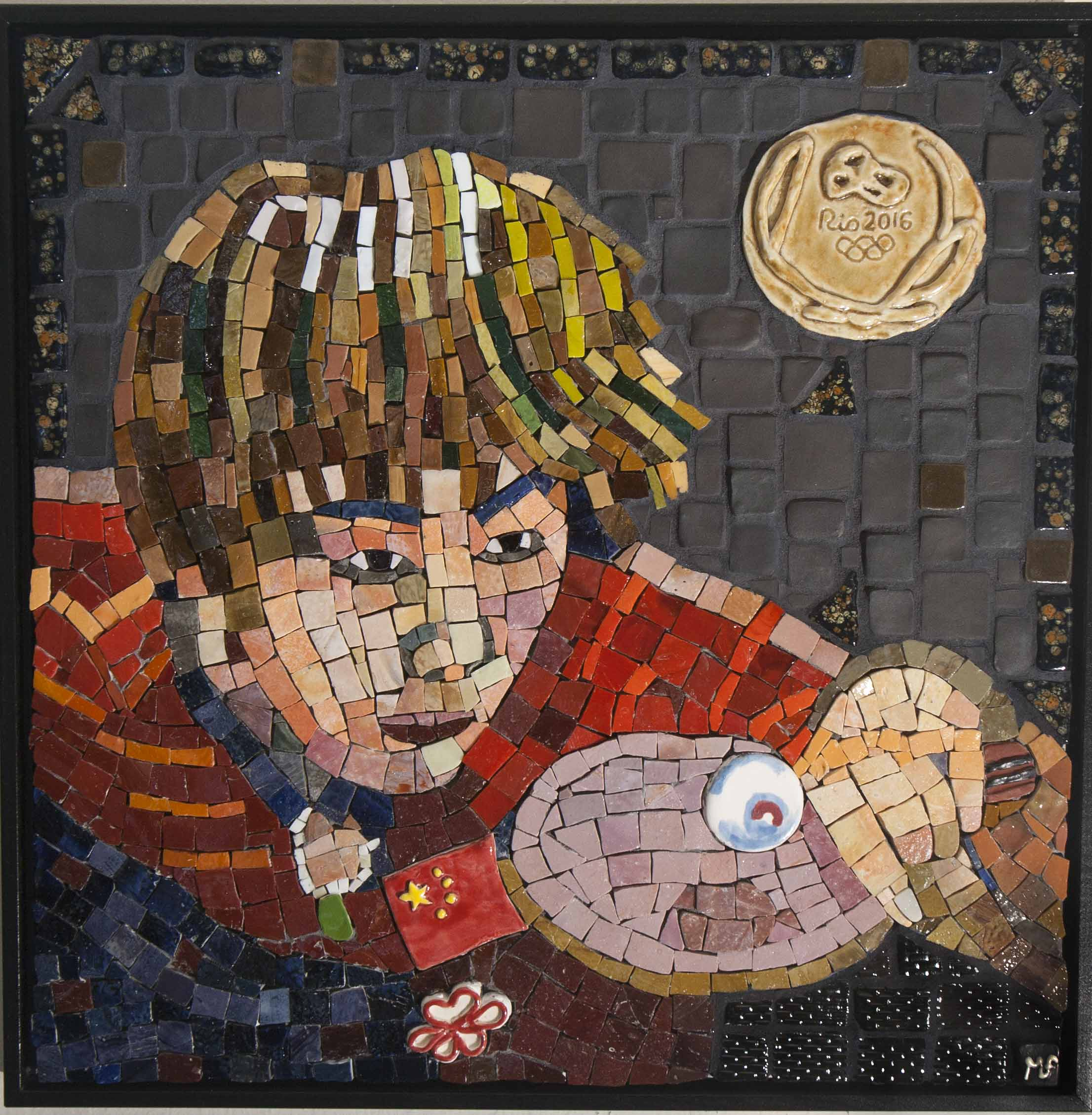Member Gallery Society Of American Mosaic Artists