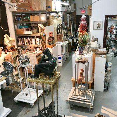 Karen Kettering Dimit's Studio