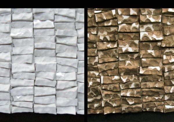 Finishing School: Surface Transformations for Tesserae and Mortar with Kelley Knickerbocker