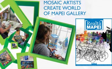 SAMA Member Artists Featured In REALTA MAPEI Americas Magazine