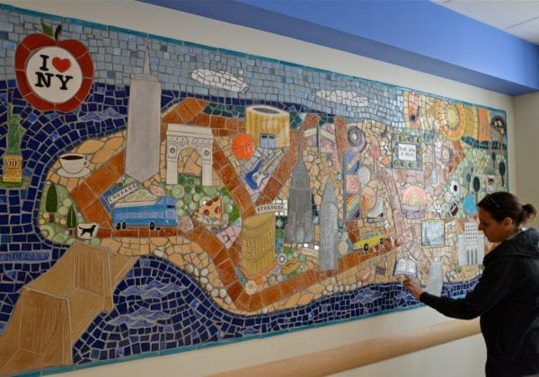 Collaborative Mosaics: Facilitating Community Projects with Children and Adults with Jessica Liddell