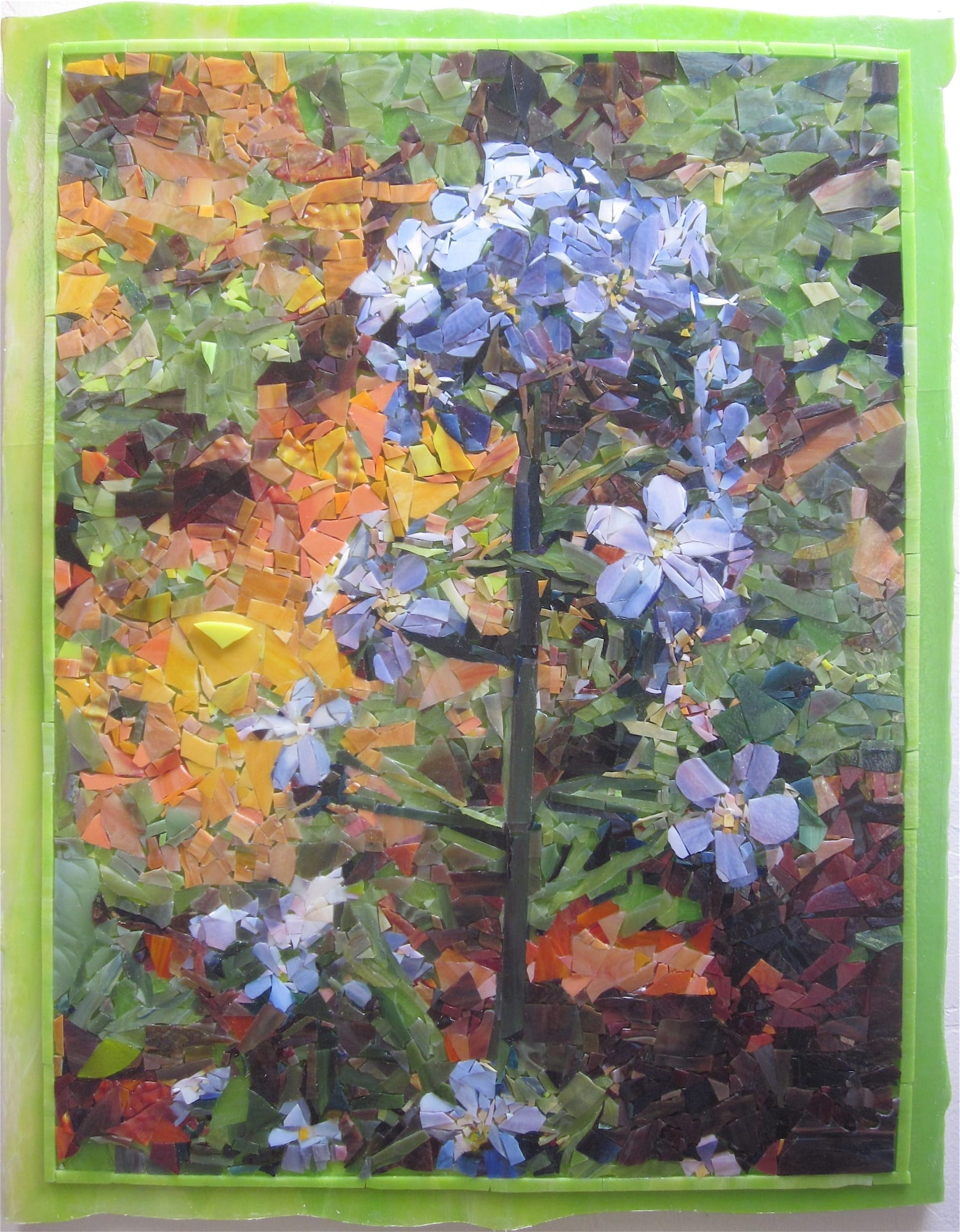 """Forget-Me-Not for Love Alone"" by John Sollinger"