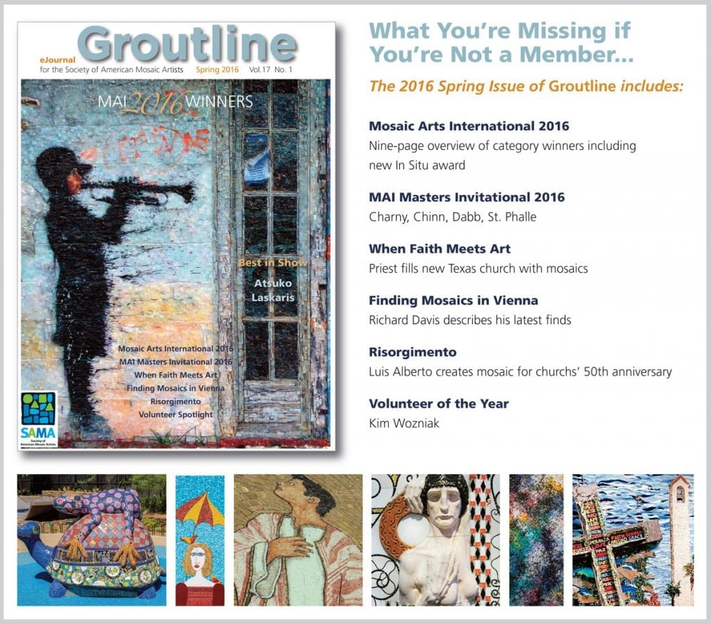 Groutline Spring 2016