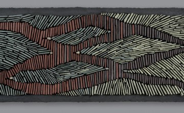 Scott Fitzwater's Sketches in Slate Solo Show