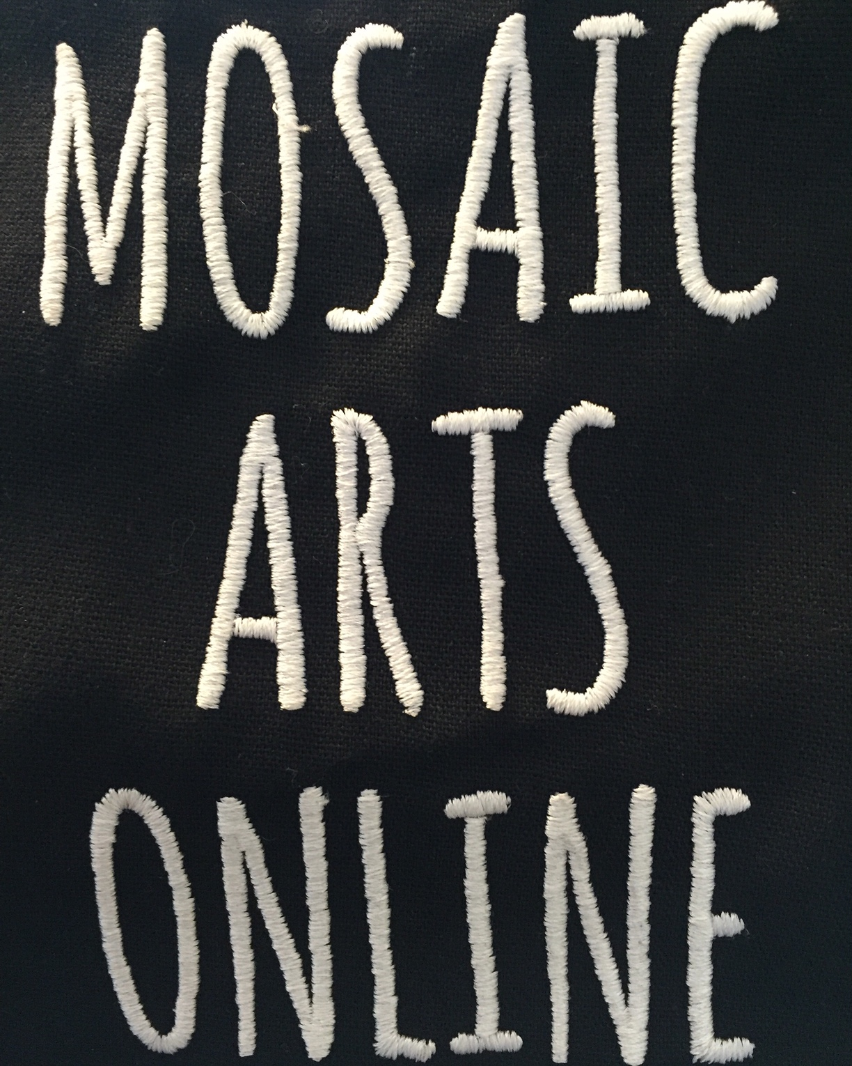 Your source for all full length mosaic art workshops online.