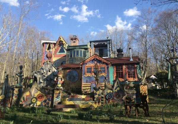 Luna Parc, Three Decades of a Grand Work in Progress with Ricky Boscarino