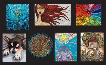 Announcing the First All-Mosaic Art Exhibition in Orlando, FL