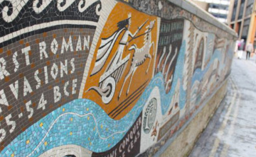 Special Workshop Event: Southbank Mosaics: London in Santa Barbara, California